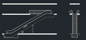 Kone Escalator DWG Elevation for AutoCAD • Designs CAD