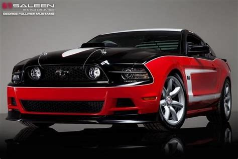 Saleen Mustang @ Top Speed