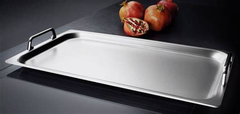 gaggenau gn teppan yaki griddle  full surface induction cooktop