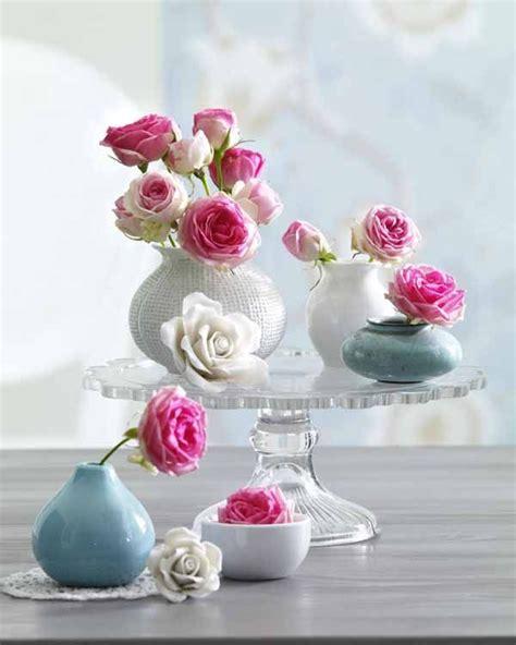 dekorieren mit kunstblumen deko flowers blumen deko und