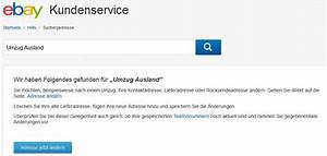 Umzug Ins Ausland : umzug ins ausland ebay community ~ Michelbontemps.com Haus und Dekorationen