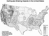 Earthquake Coloring Pages Science Earth Preparedness Usgs Sketch Pdf Earthquakes Template Hazards Gov sketch template