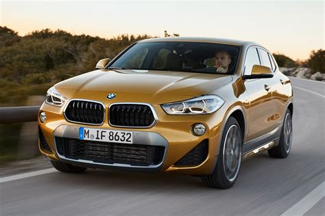 New Bmw X2 Suv 2018 Review  Auto Express