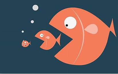 Vector Fish Medium Quick Clip Eat Illustrations