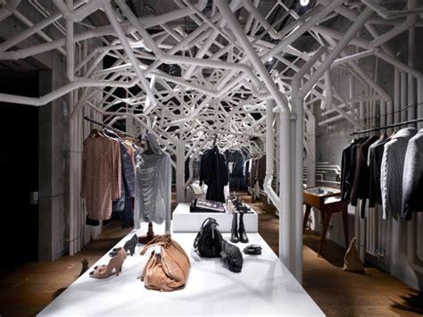 retail design diesel denim gallery installation masters