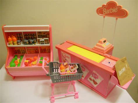 vintage barbie supermarket  barbiebonanza  etsy