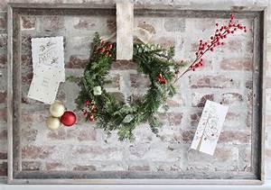 Diy, Chicken, Wire, Wreath, Frame, And, Card, Holder