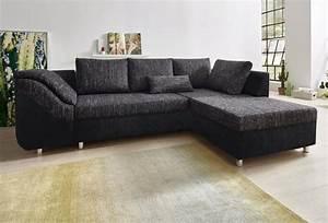 Big Sofa L Form : collection ab polsterecke mit bettfunktion und bettkasten online kaufen otto ~ Frokenaadalensverden.com Haus und Dekorationen