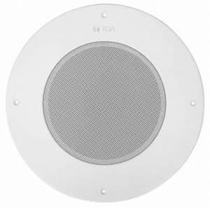 Toa Ceiling Speaker Pc-580ru  U0026 Pc-580rvu