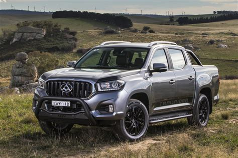 Engine sizes and transmissions vary from the ute 2.8l 6 sp manual to the ute 2.0l 6 sp automatic. LDV T60 Trailrider Limited Edition Review - Ute Guide