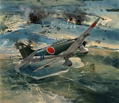 The Aichi D3a, (allied Reporting Name