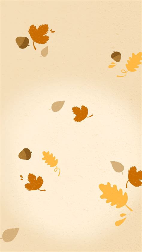Fall Themed Wallpaper Iphone by Autumn Iphone Wallpaper Home Screen Panpins Iphone