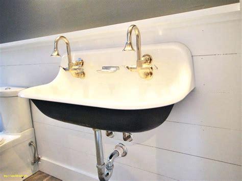 amazing bathroom stylish vintage wall mount sink