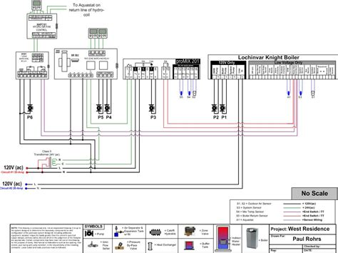 Lochinvar Wiring Diagram by Cad Program Heating Help The Wall