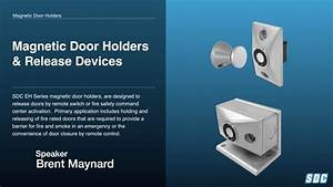 Magnetic Door Holders