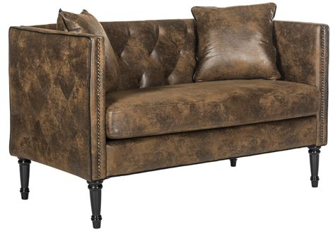 Loveseats And Settees by Fox6206f Loveseats Settees Furniture By Safavieh