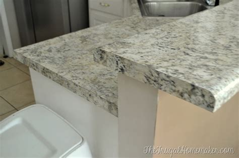 installing laminate counters kitchen makeover