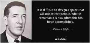 William H. Whyt... City Of David Quotes