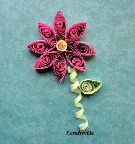 flower quilling patterns learn   quill  flower