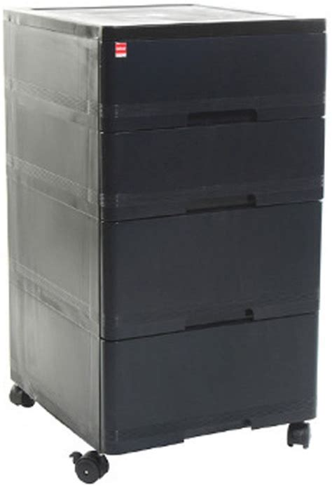Cello Furniture Plastic Free Standing Chest of Drawers