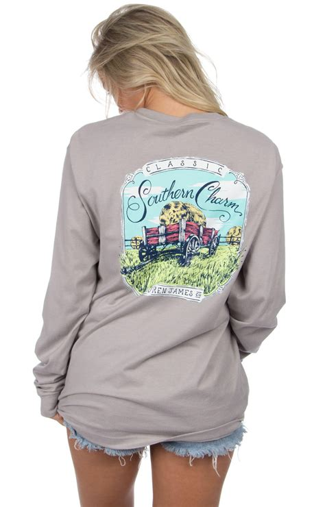 lauren james classic southern charm from the fair lady