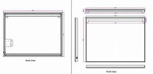 Spiegel 80 X 60 : wb ambi one led condensvrije spiegel 80x60 megadump ~ Bigdaddyawards.com Haus und Dekorationen