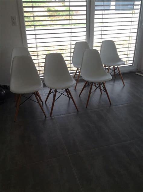 table a manger avec chaises salle à manger quel table choisir avec ces chaises eames