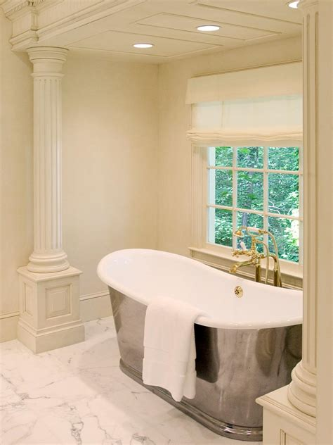 dreamy tubs  showers hgtv