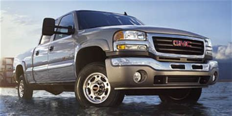 auto manual repair 2007 gmc sierra 2500 regenerative braking 2007 gmc sierra 2500hd classic details on prices features specs and safety information