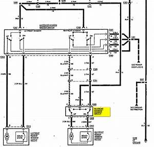 1990 Chevy 1500 Driver Door Wiring Diagram