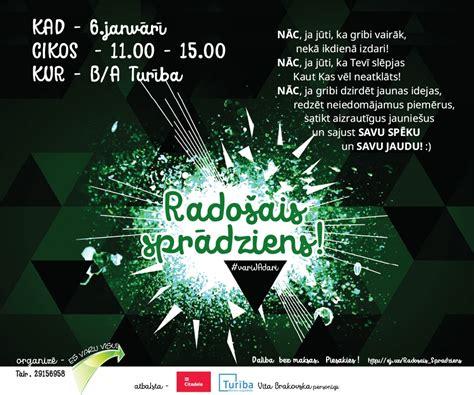 RADOŠAIS SPRĀDZIENS 2018 - Jelgavas Valsts ģimnāzija