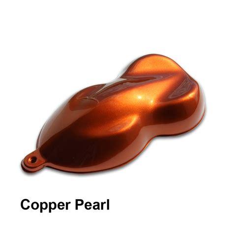 copper pearl steunk car paint colors
