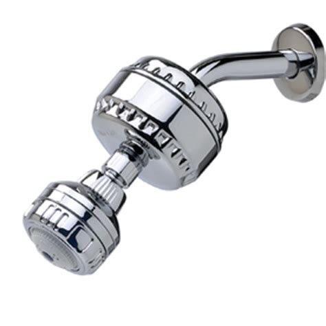 Lowes Shower Filter - shop sprite slim line shower filter at lowes