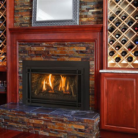 fireplace inserts log sets  clearance fireplaces