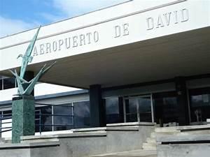 Aeropuerto Internacional Enrique Malek (DAV) Aeropuertos NET