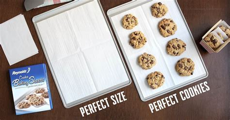 paper parchment baking sheets reynolds cookie mylitter kitchens amazon