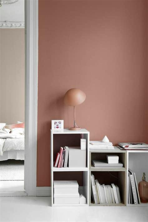 couleur mur bureau maison la couleur saumon les tendances chez les couleurs d