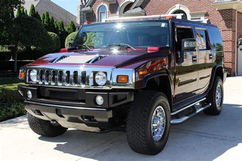 hummer  classic cars  sale michigan muscle