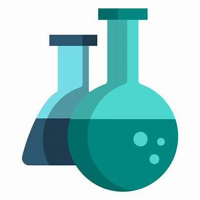 Chemistry Icons Flask Illustration Icon Transparent Svg