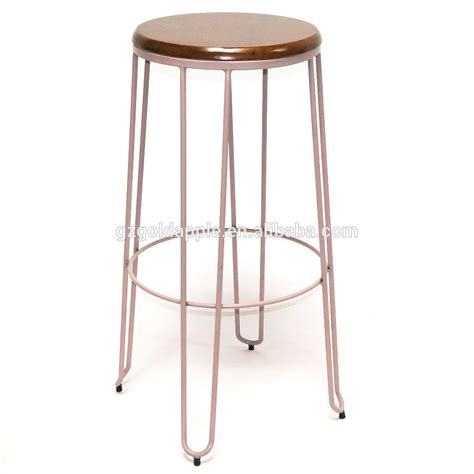 Modern Kitchen Bar Counter Stools For Sale by Modern Appearance Furniture Metal Wire Bar Stool Iron High
