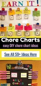 Allowance Chore Chart Chore Chart Ideas Easy Diy Chore Board Ideas For Kids