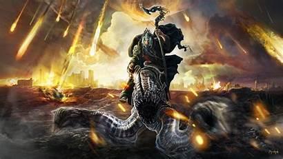 Sorcerer Fantasy Wallpapers Backgrounds Desktop Computer Ertacaltinoz