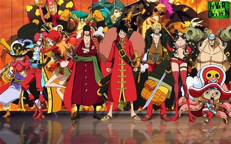 Gambar Wallpaper One Piece Hd Terbaru 2016