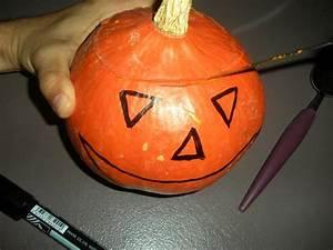 Comment Faire Une Citrouille Pour Halloween : fabriquer une citrouille pour halloween avec des cheveux en lentille ~ Voncanada.com Idées de Décoration