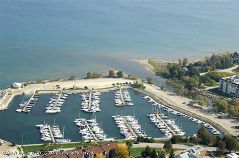 Thornbury Yacht Club in Thornbury, Ontario, Canada