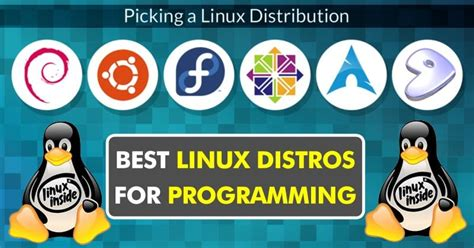 Best Linux Distro For Developers Top 15 Best Linux Distros For Programming And Developers