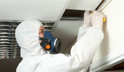 residential asbestos testing survey  inspection