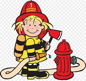Firefighter Fire Department Clip Art