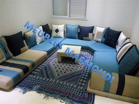 rangement de chambre a coucher sejour yasmine bleu h20 meubles et décoration tunisie
