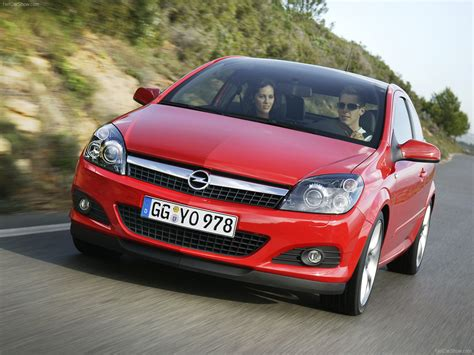 Opel Astra Gtc Picture 44829 Opel Photo Gallery